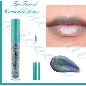 Mermaid Tears - Too Faced Lip Topper